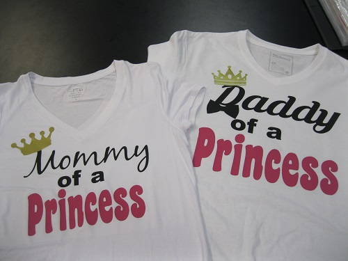 Mom And Daughter Matching Clothes Family Look Outfits T Shirt Summer Baby Mother Father Son