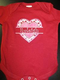 Heart Shirt-