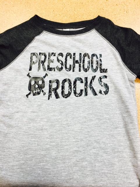 Rock the grade-