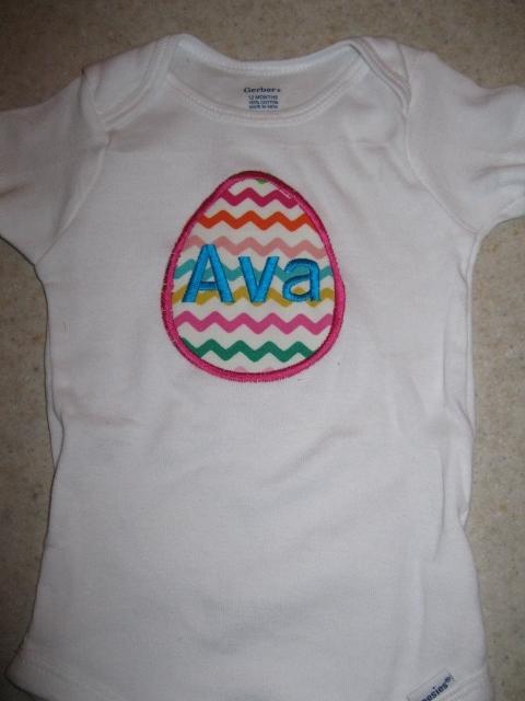 Easter Egg Shirt-persoanlized easter shirt