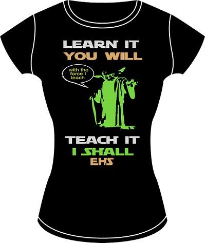 Force Teacher Shirt-