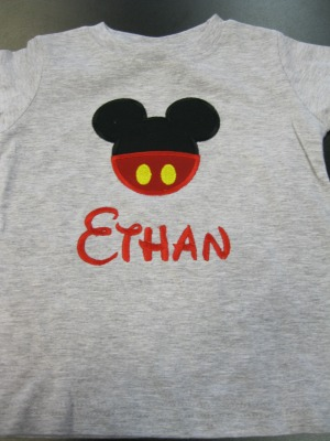 Mickey Mouse Shirt-mickey mouse, mickey, mouse, kid, toddler, disney