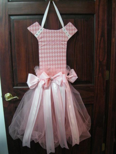 Dress Bow Holder-dress hair bow holder