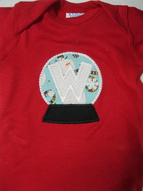 Snow Globe Shirts & Onesies-