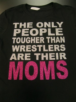 Only thing tougher that wrestlers tee