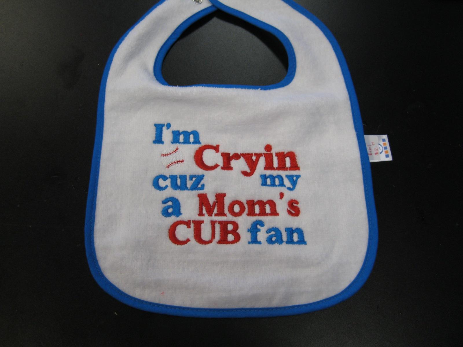 Cryin Cub Fan