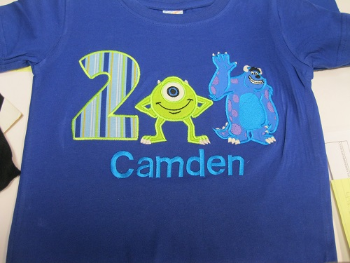 Monster Inc Shirt