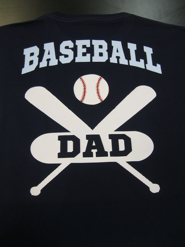 Baseball/softball dad