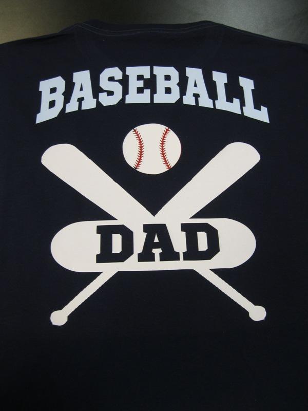 Baseball/softball dad