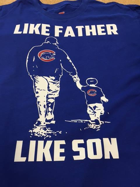 Team Parent Shirts