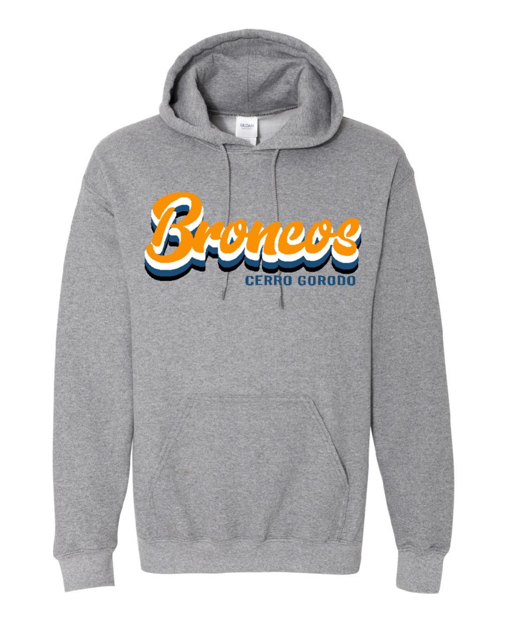 Retro Broncos