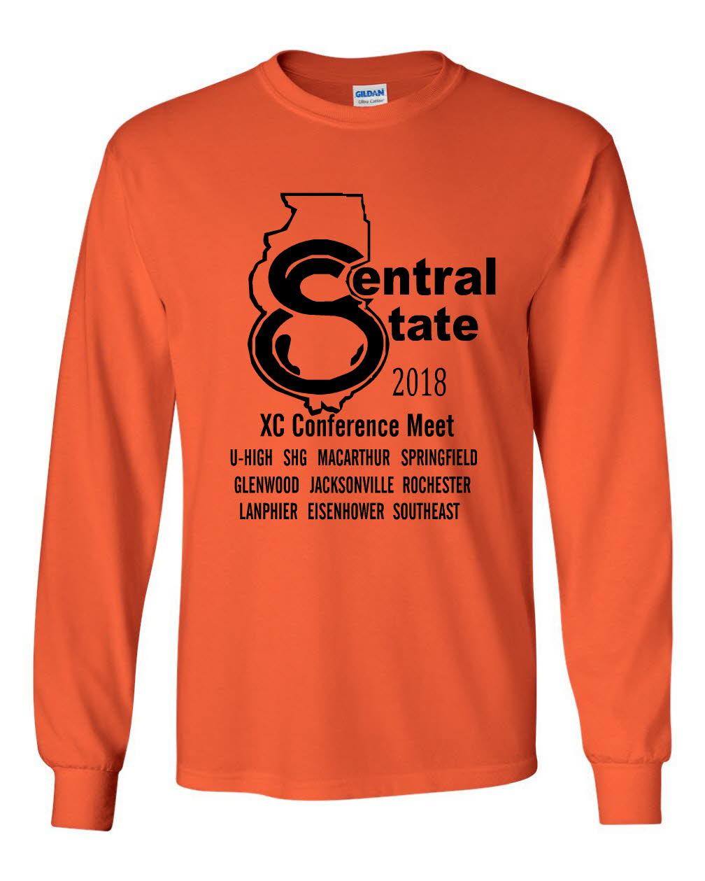 CS8 XC Meet