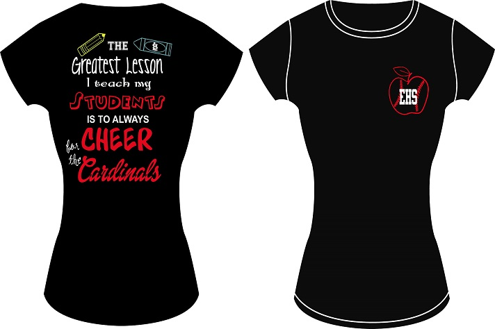 Teacher Team Shirt