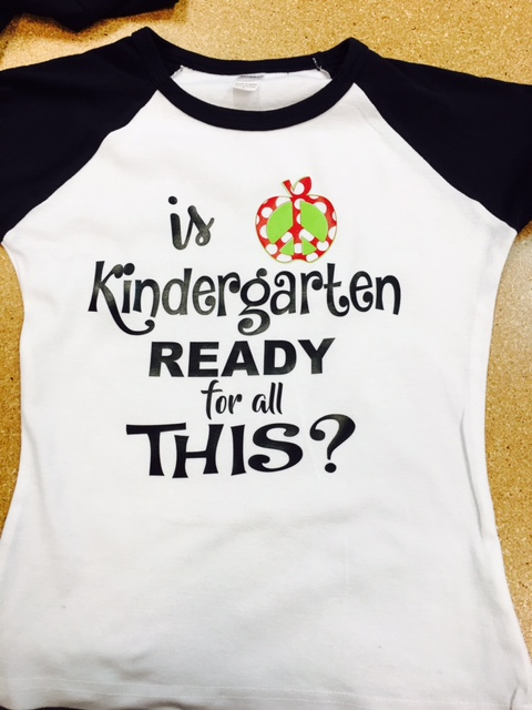 Is kindergarten ready?