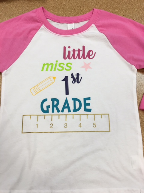 Little miss grade