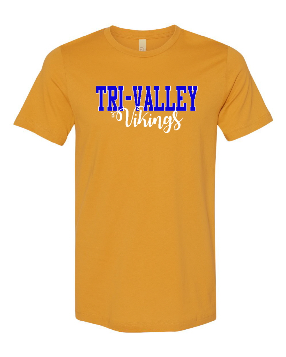 Tri-Valley fancy print