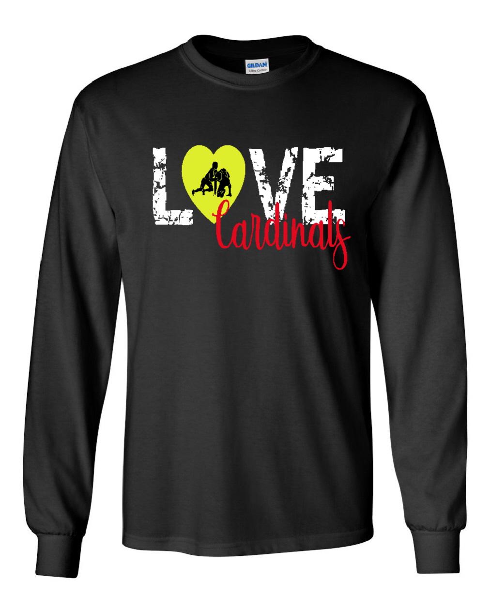 Love Wrestling Cardinals