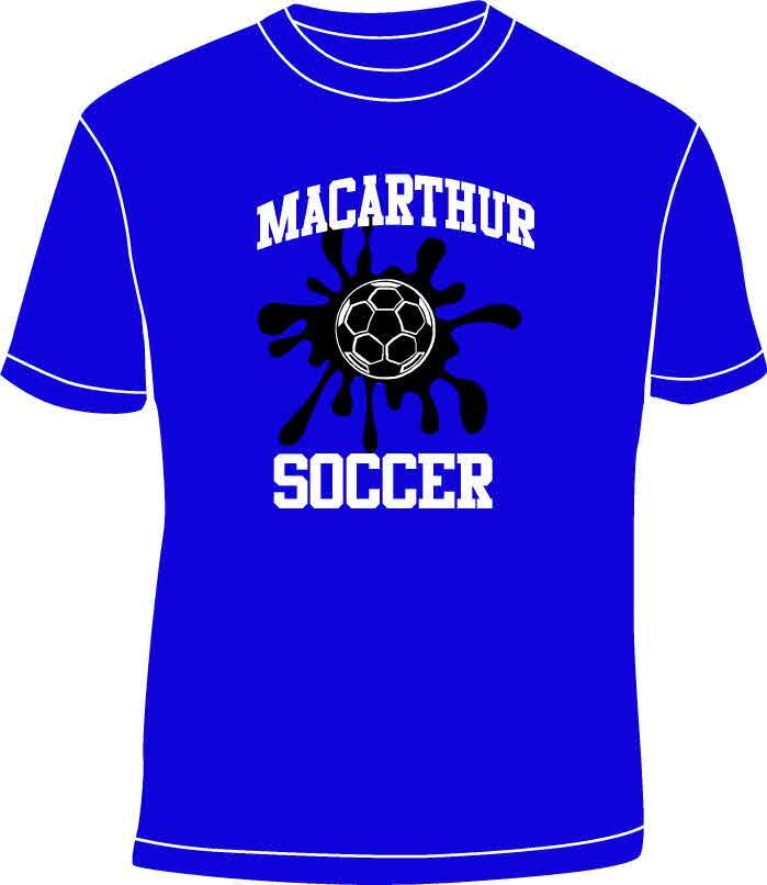 MHS Soccer splatter
