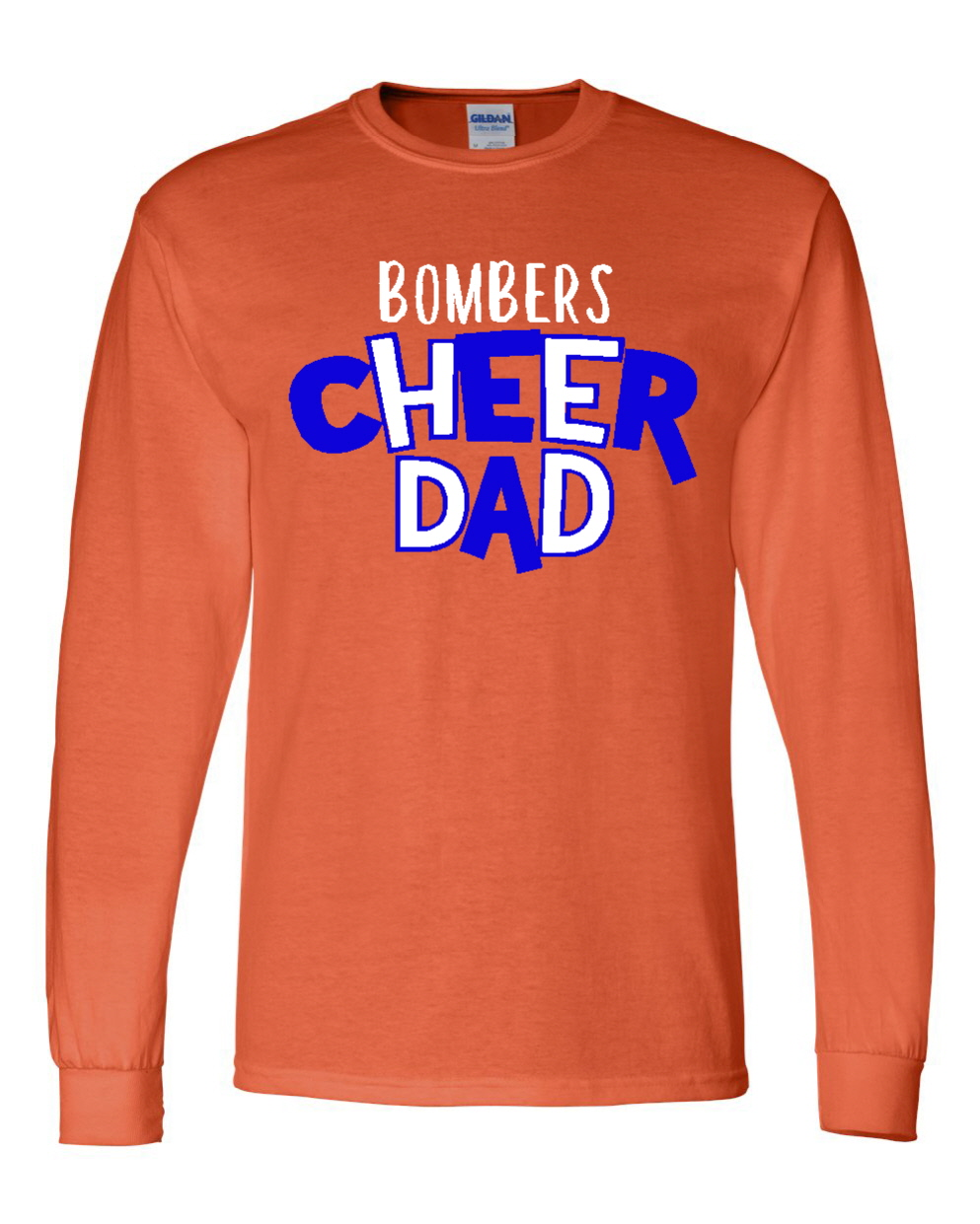 cheer dad bombers