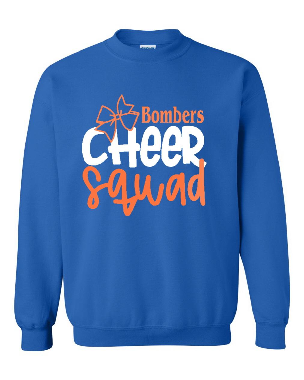 Cheer Squad Bombers