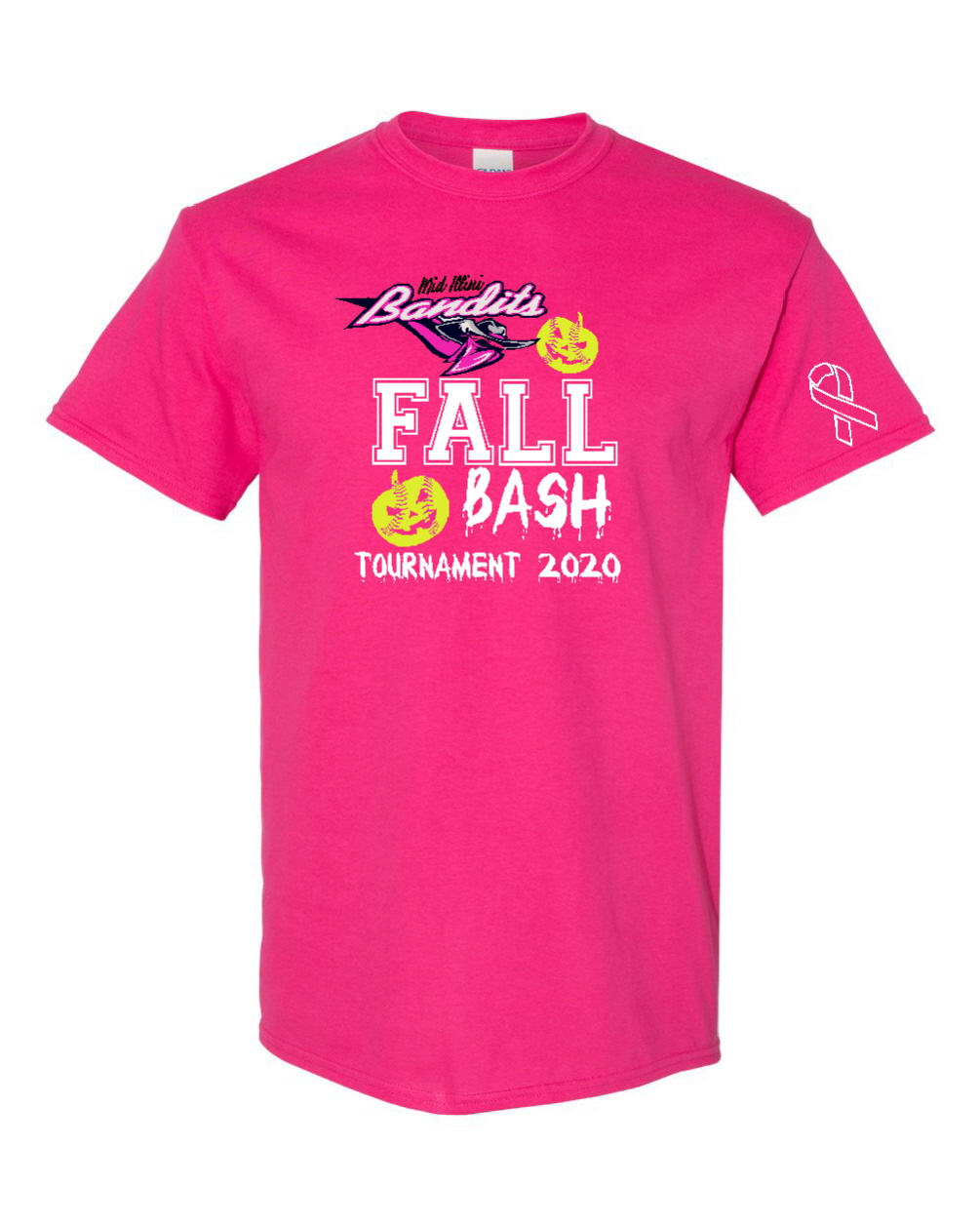 Bandits Fall Bash Pink/Gray