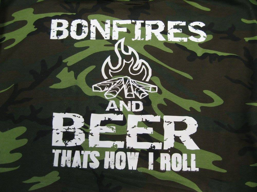 Bonfire and Beer