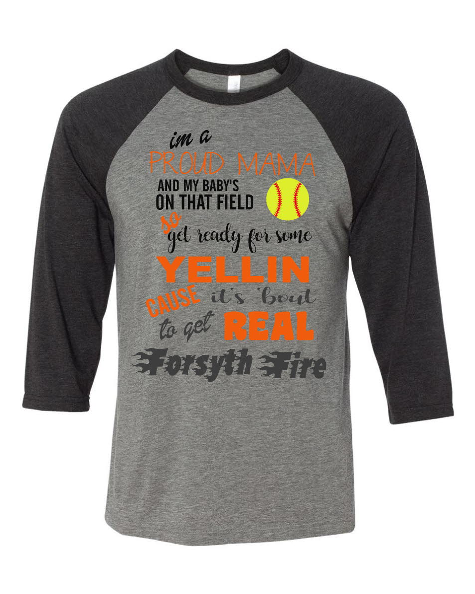 Forsyth Fire Mom