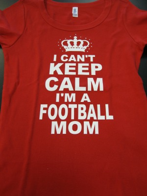 Keep Calm Football