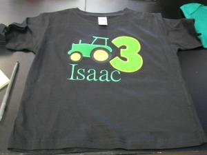 Tractor Shirt