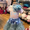 Light Blue Outfit 12 months