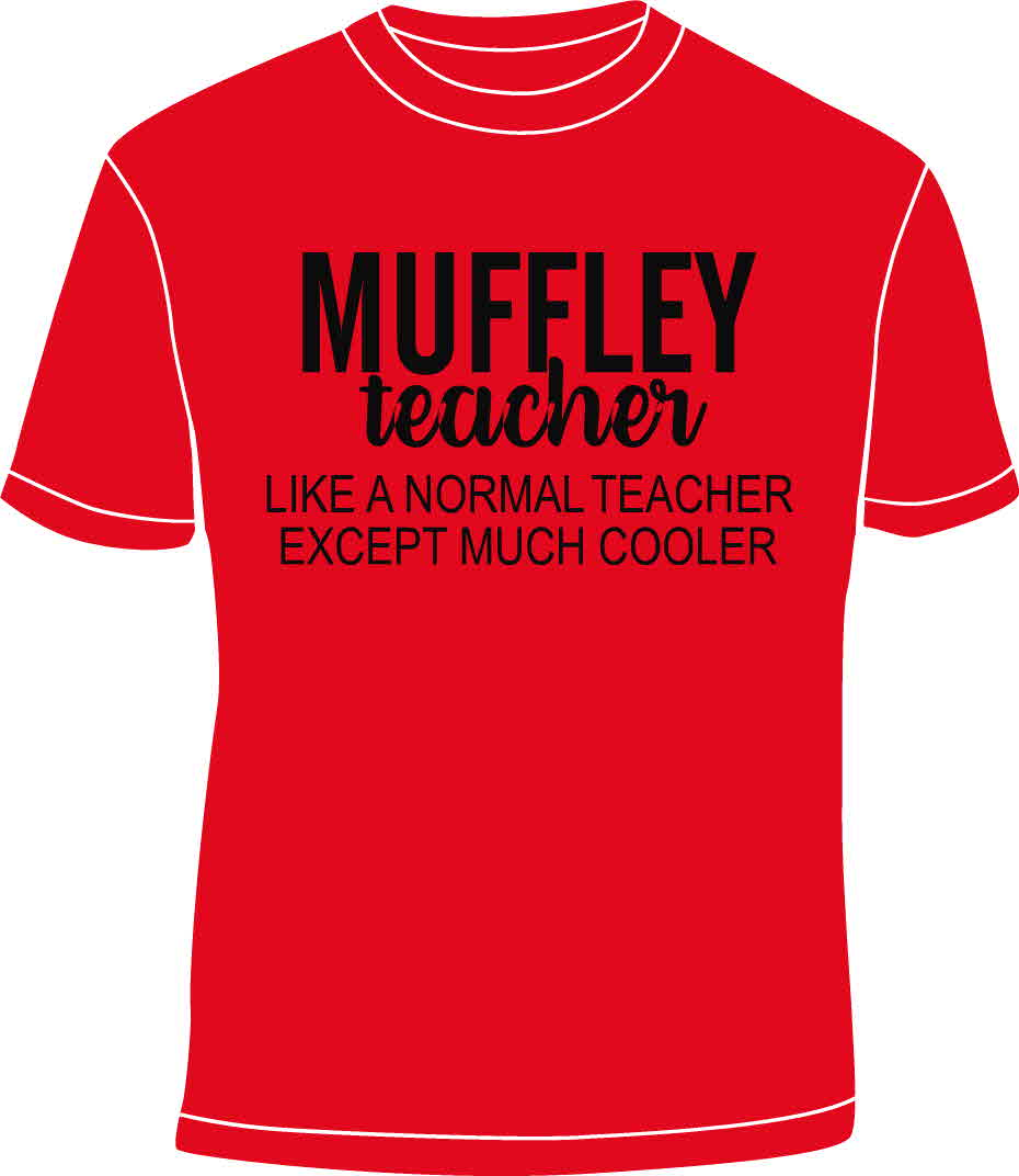 Muffley Cool Teacher