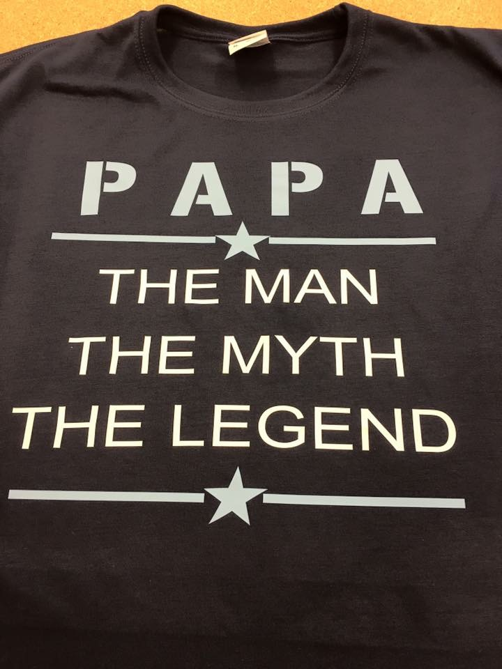 Myth, Man , Legend