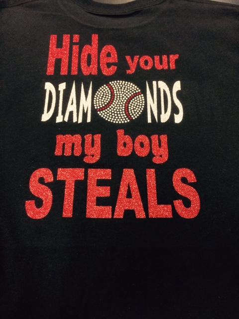 Hide your diamonds