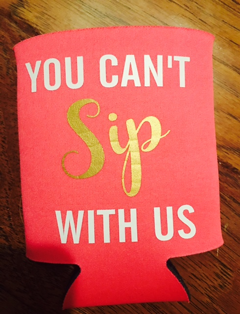 You can't Sip with us