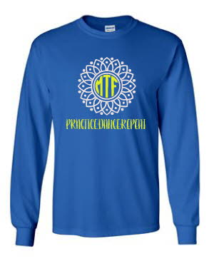 Practice Dance Repeat Long Sleeve