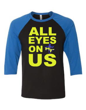 All Eyes On Us Shirt