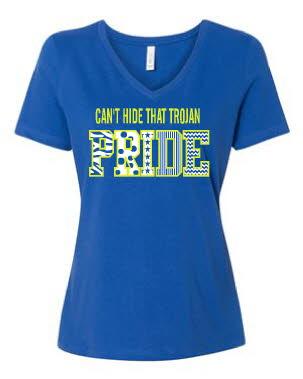 Trojan Pride TShirt