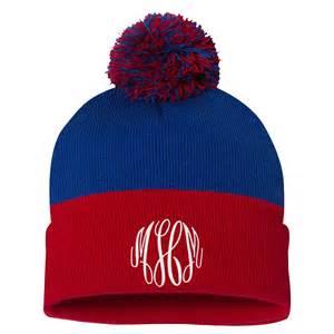 Pom Knit Hat