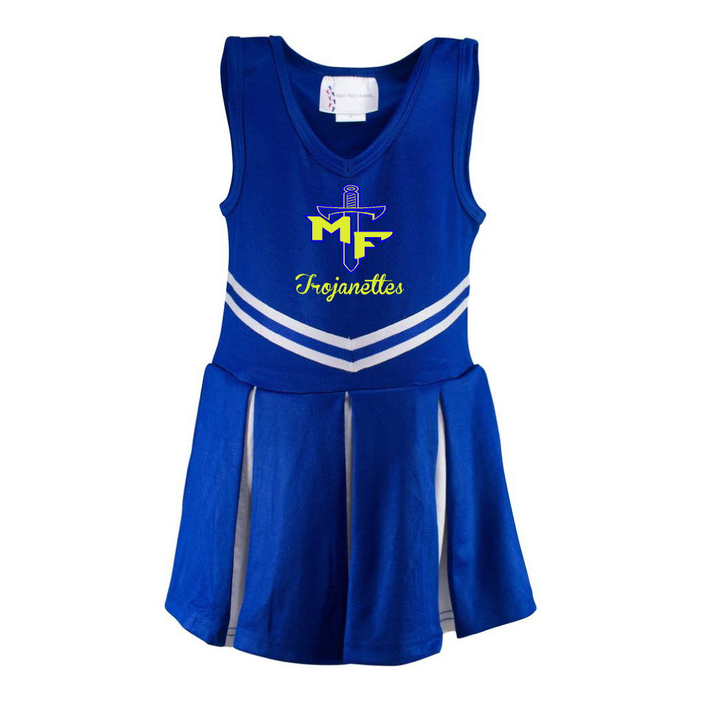Infant/Youth Trojanette Dress