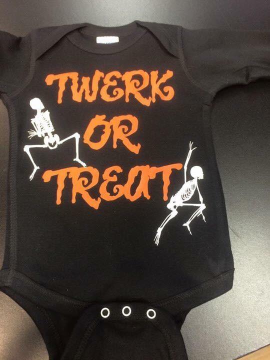 Twerk or treat