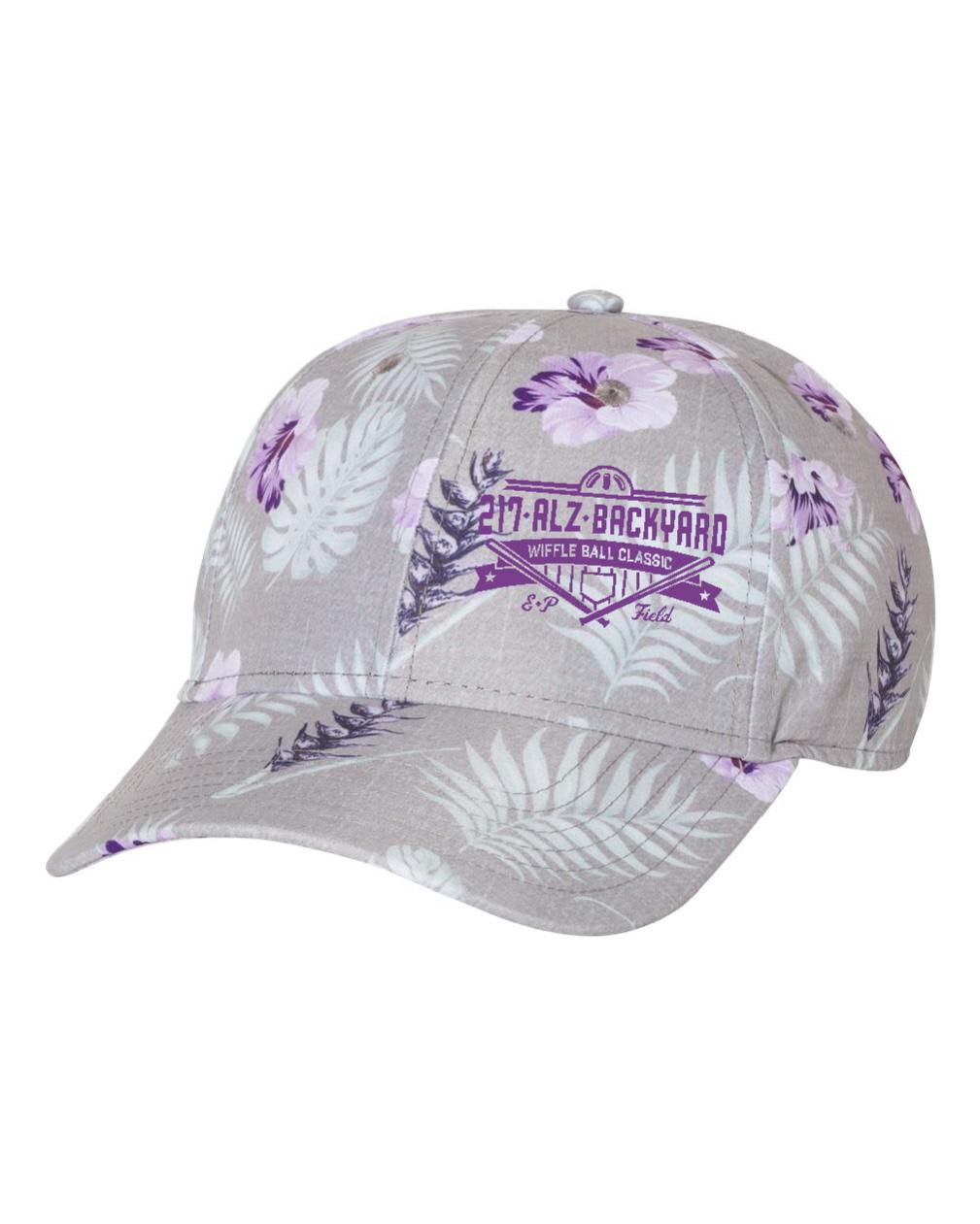 Floral purple Logo